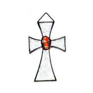 Skleněný křížek
